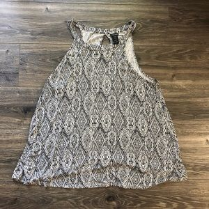 Torrid Tribal Print Tank Top